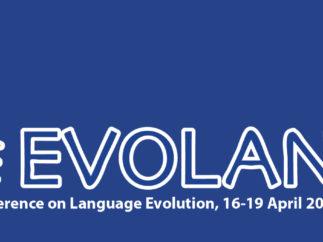 Evolang conference logo