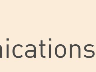 Palgrave Communications logo