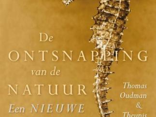 De ontsnapping van de natuur book front cover