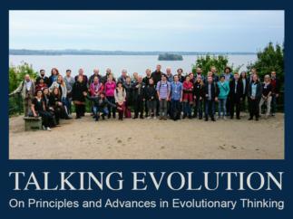 Talking Evolution workshop participants