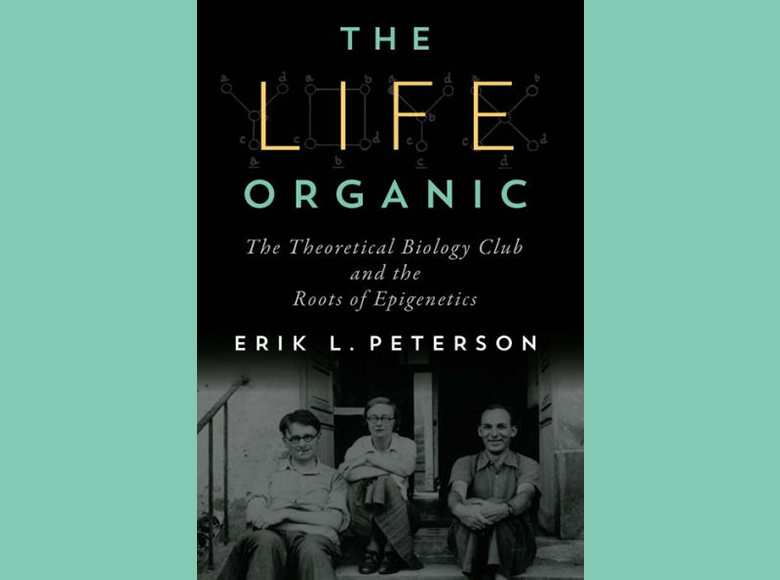 The Life Organic book front cover