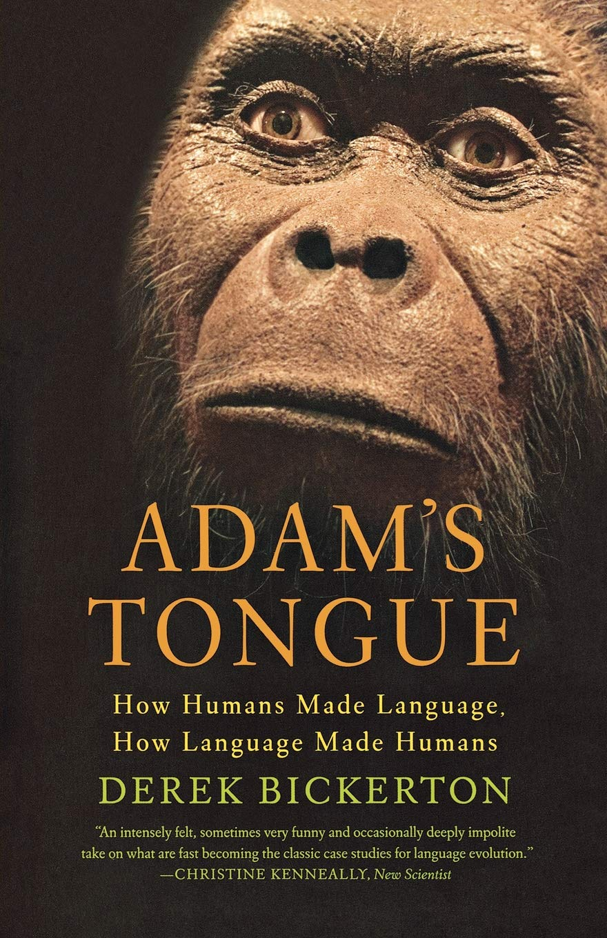 Adam's Tongue Book Cover