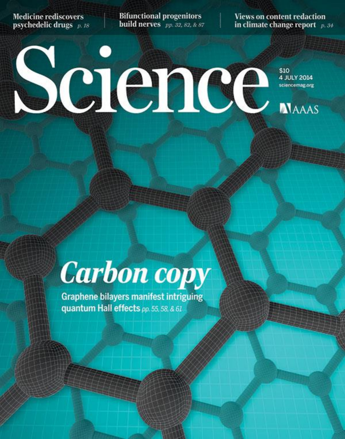 Science Front Cover