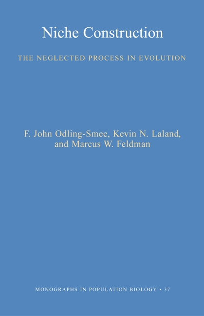Niche Construction Front Cover
