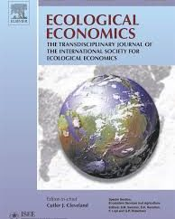 Ecological Economics front cover