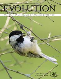 Evolution 68 issue 11 front cover